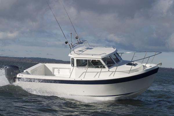 2018 Osprey Pilothouse 24 Fisherman, Port Alberni British ...