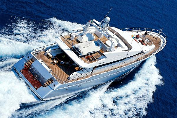 Aegean Super-yacht 101