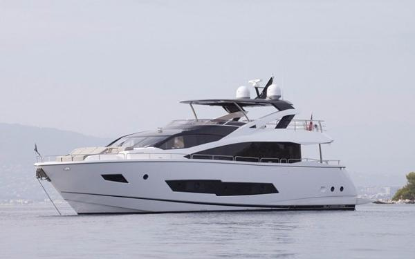Sunseeker 86 Yacht Profile