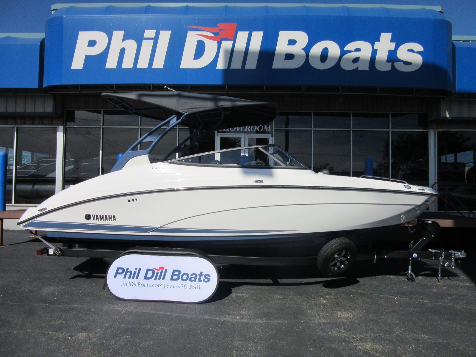Yamaha Boats 242 LTD SE