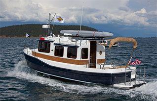 Ranger Tug 27 (Sistership)
