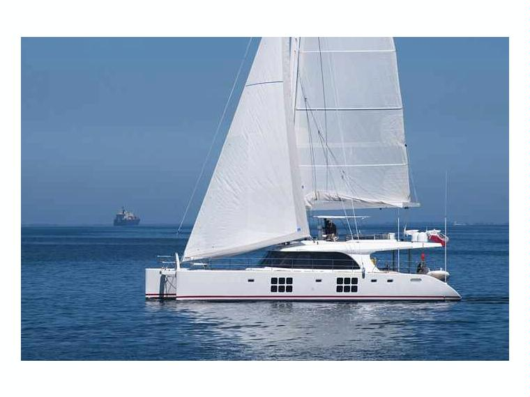 Sunreef Yachts Sunreef 58