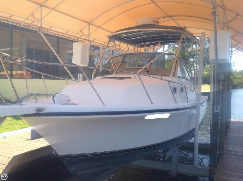 Shamrock 260 Express 2001 Shamrock 260 Express for sale in St. James City, FL