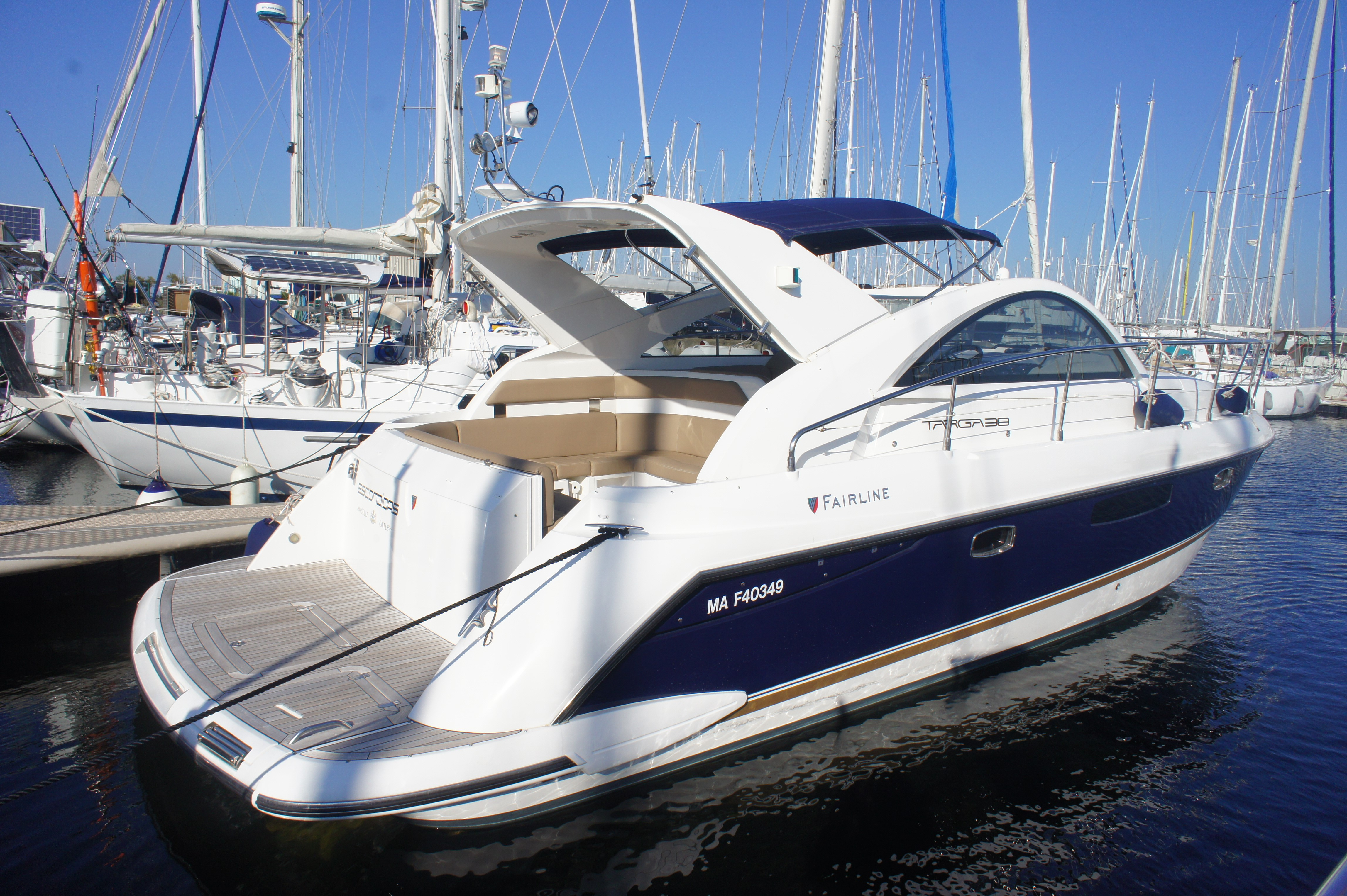 Fairline Targa 38 Fairline Targa 38 Default