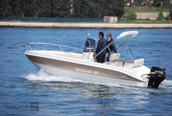 Custom Mingolla BRAVA 18 (NUOVO) brava 18
