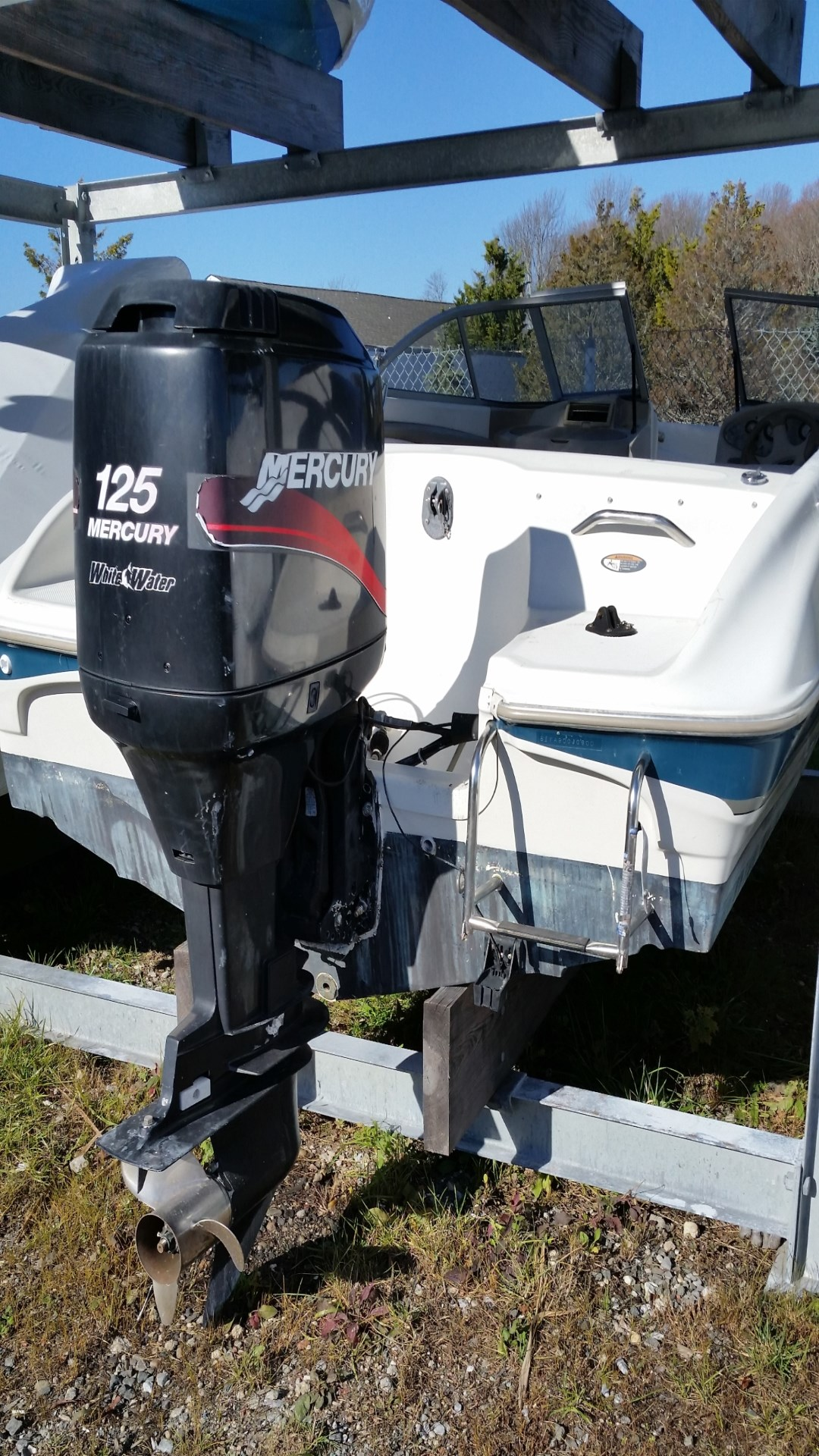 Dual console bayliner boote kaufen for Moriches boat and motor