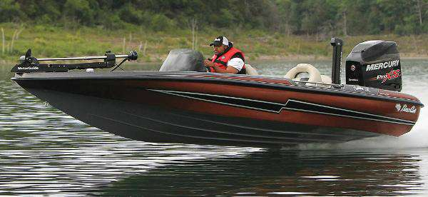 Bass Cat Boats Pantera Iv
