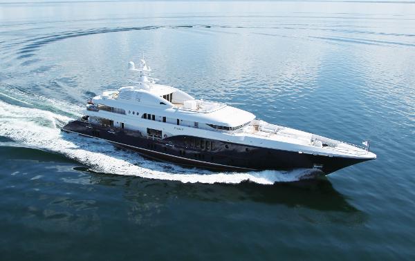 Nobiskrug Motor Yacht