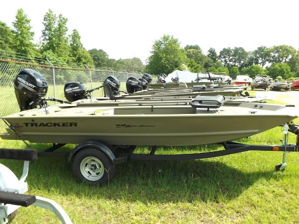 Tracker GRIZZLY® 1548 T Sportsman