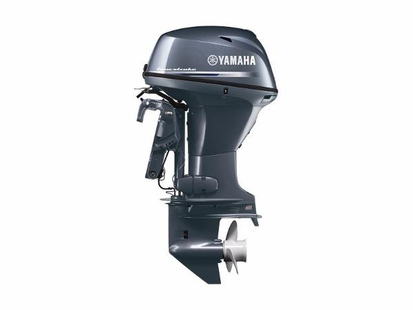 Yamaha Boats High Thrust 25 hp