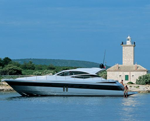 Pershing 62 Manufacturer Provided Image: Pershing 62