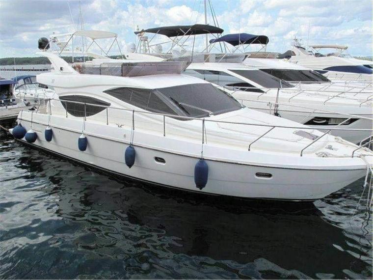 Ferretti Yachts Ferretti Yachts 500 ELITE