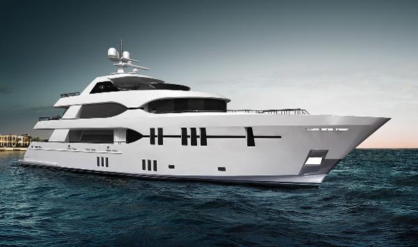 Ocean Alexander 135 Megayacht