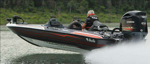 Bass Cat Boats Puma FTD