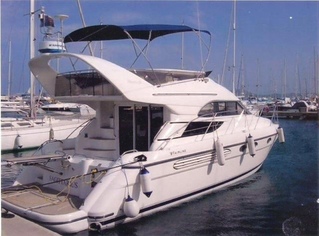 Fairline Phantom 42