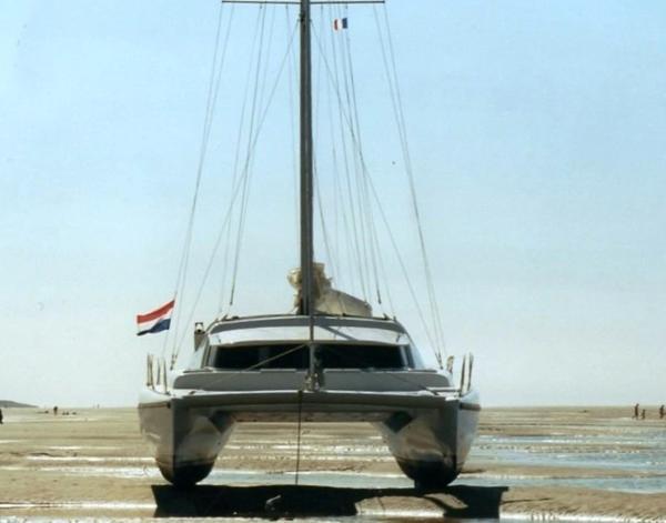 Nimble 36.9 Catamaran Nimble 36.9