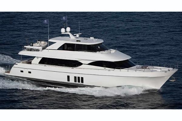 Ocean Alexander 90 Skylounge Motoryacht