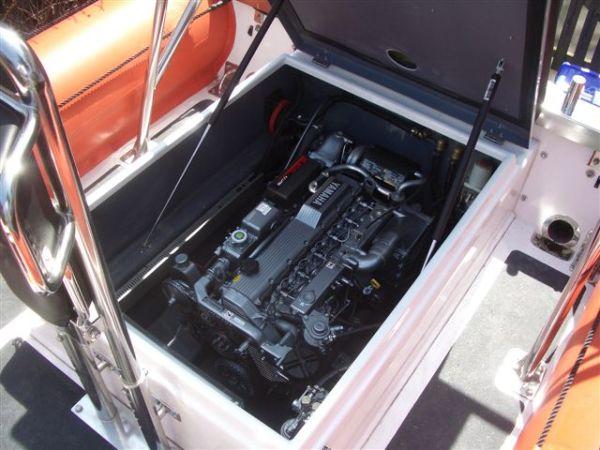 Yamaha diesel