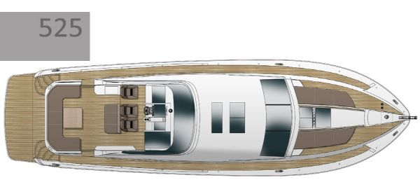 Broom 525 Deck Layout