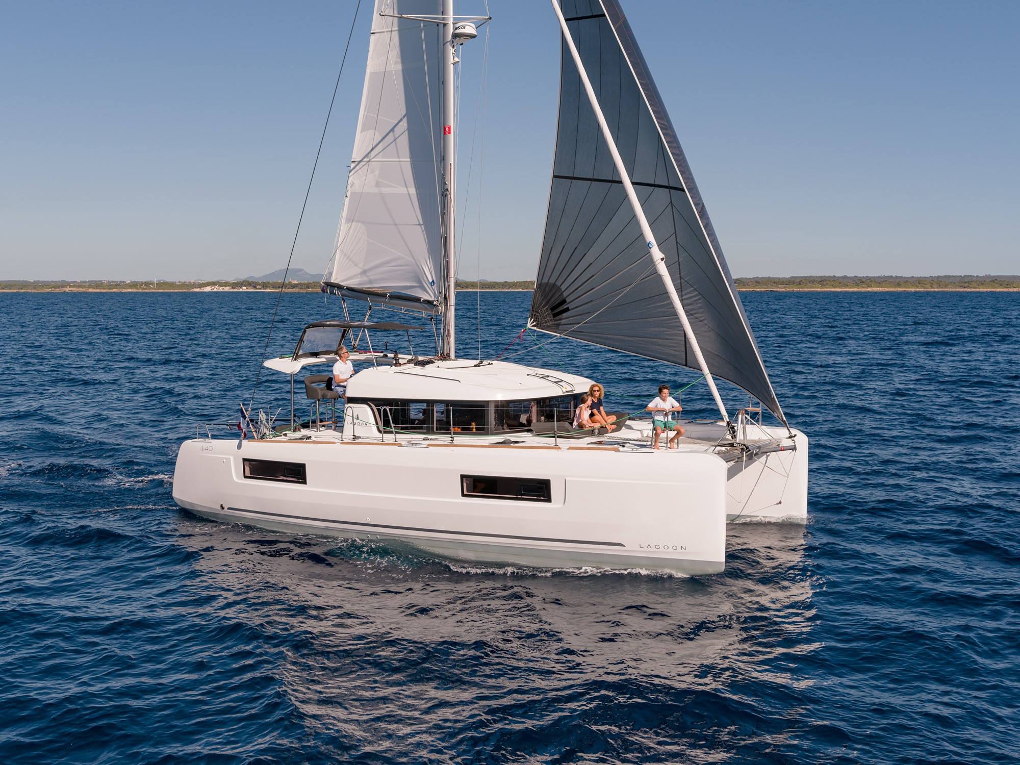 Lagoon 40 Charter Ownership Lagoon 40