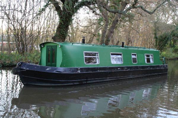 Liverpool Boats 35' Narrowboat Liverpool Boats 35' Narrowboat