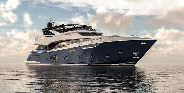 Monte Carlo Yachts MCY 96 Profile