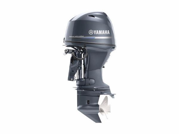 Yamaha Marine High Thrust 50 hp