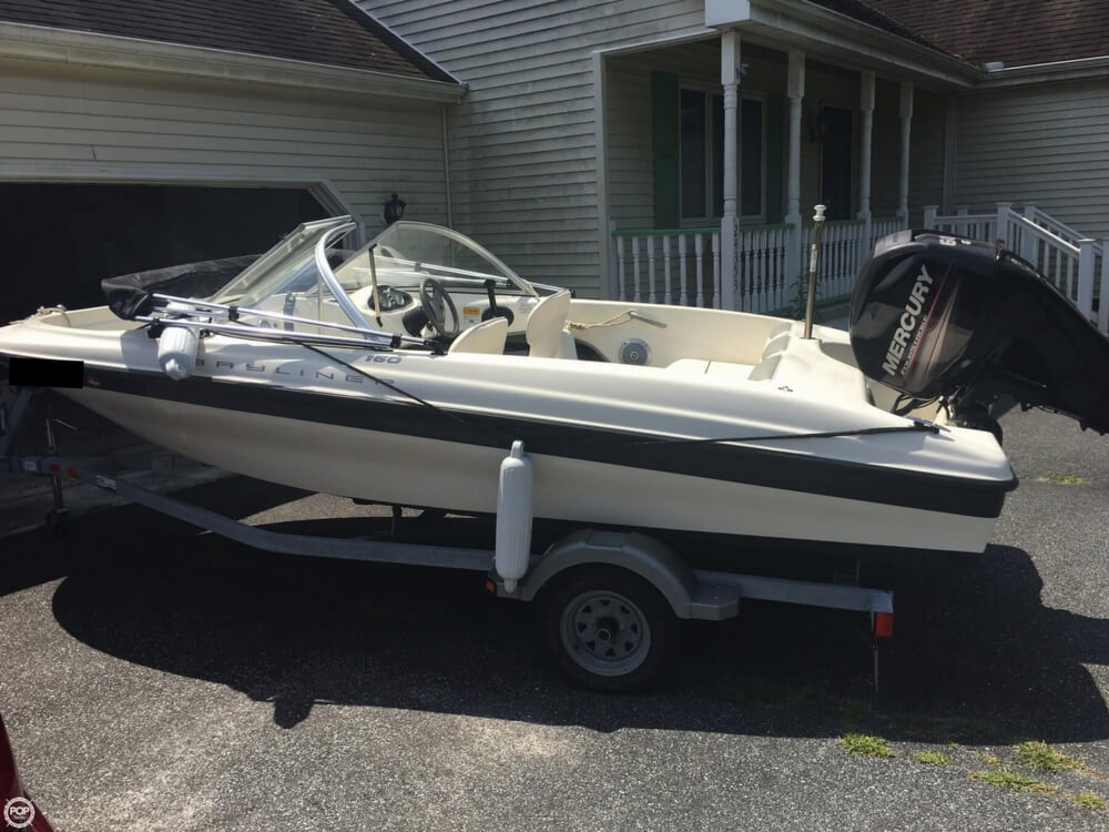 Bayliner 160 Bowrider 2013 Bayliner 160 BR for sale in Millsboro, DE