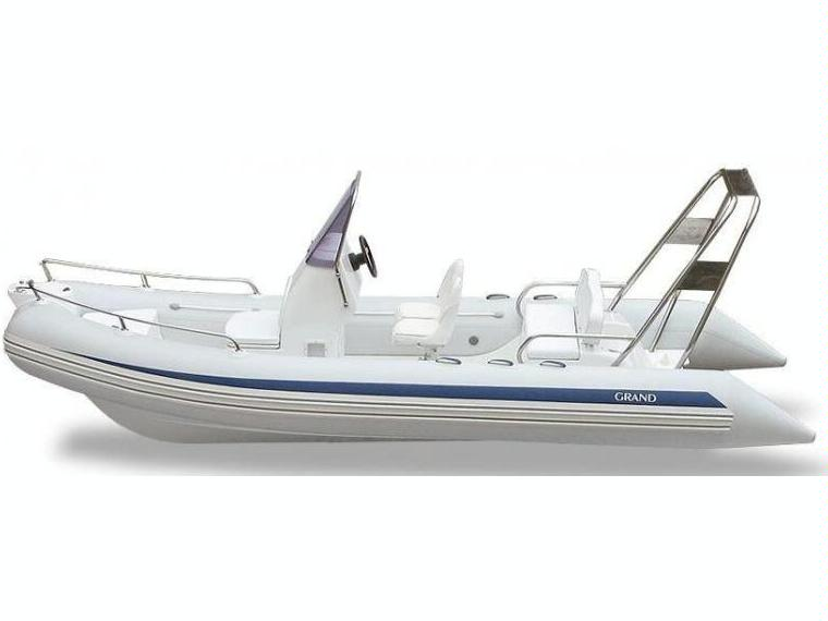 Grand Marine Silver Line Cruisers S550HRF