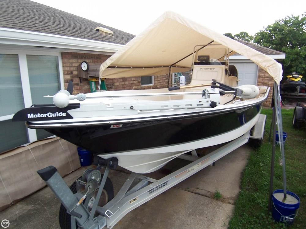 Blazer Boats 24 Bay 2400 Center Console 2007 Blazer Bay 24 Bay 2400 Center Console for sale in Metairie, LA