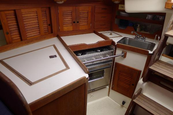 Clean Galley