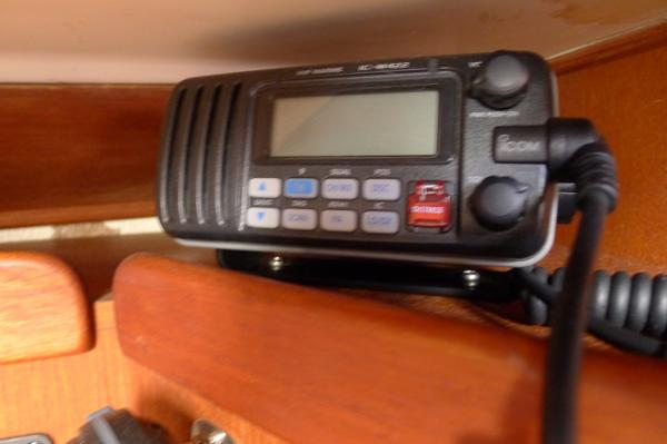 New Icom VHF