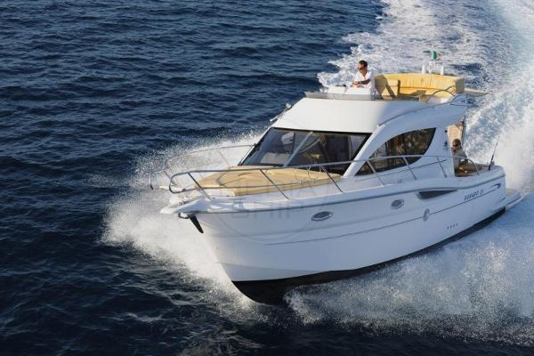 Sessa Dorado 36 SESSA MARINE - DORADO 36 - exteriors
