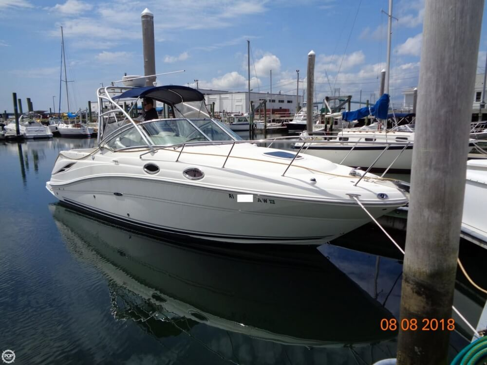 Sea Ray 270 Amberjack 2006 Sea Ray 270 AmberJack for sale in Newport, RI