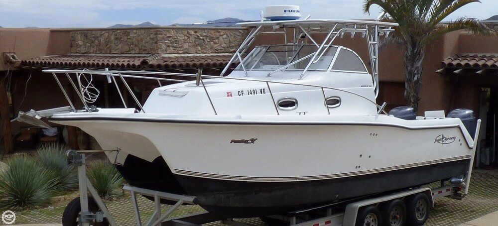 Pro Sport Boats 2800 PROKAT WA 2001 Pro Sports 2800 PROKAT WA for sale in Ramona, CA