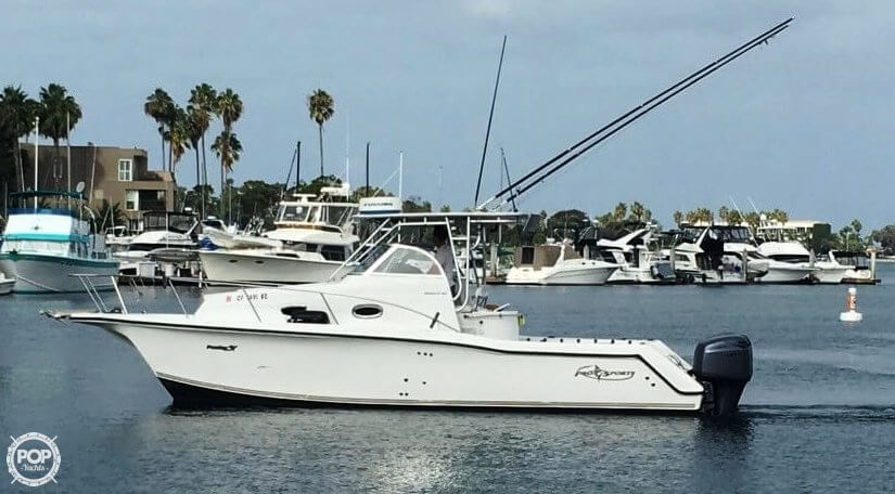 Pro Sport Boats 2800 PROKAT WA 2001 Pro Sports 2800 PROKAT WA for sale in San Diego, CA