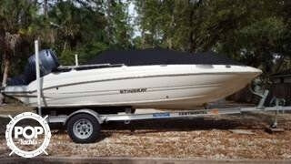 Stingray 182 SC Deck Boat 2016 Stingray 182 SC Deck Boat for sale in Port Charlotte, FL