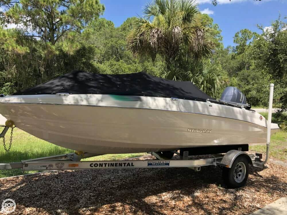 Stingray 182 SC Deck Boat 2016 Stingray 182 SC Deck Boat for sale in Port Charlotte, FL