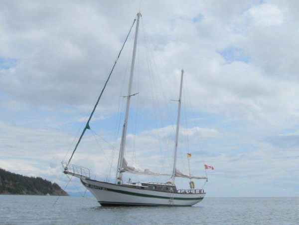 Bill Garden Mariner Ketch Profile