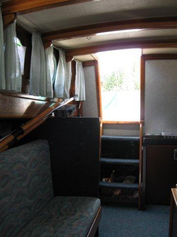 Cabin Aft