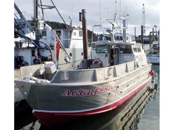 Used alaska power boats for sale for Alaska fishing boats for sale