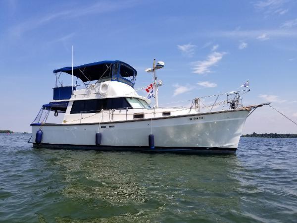 Silverton 34T Trawler
