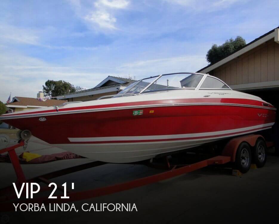 Vip 2102 SBR Victory Bowrider 2005 VIP 2102 SBR Victory Bowrider for sale in Yorba Linda, CA