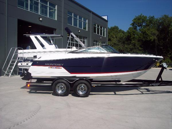 Monterey 218 SS