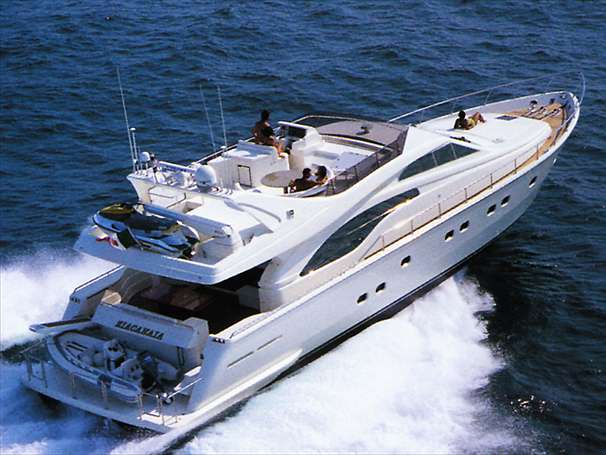 Ferretti Yachts 68 Manufacturer Provided Image