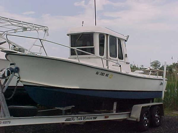 Shamrock 200 Pilothouse