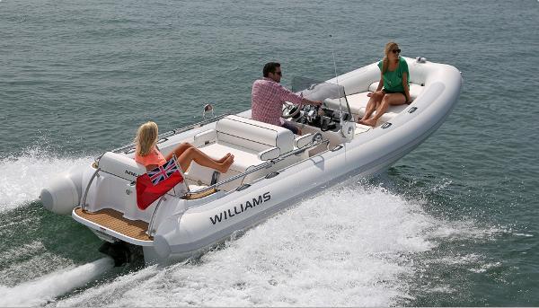 Williams Performance Tenders Dieseljet 625 S