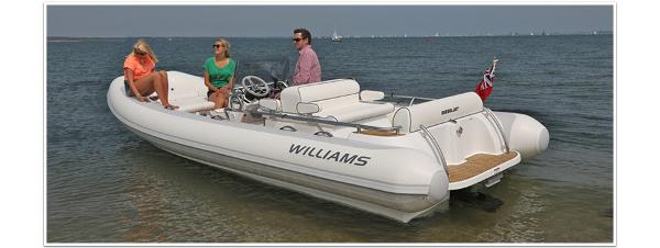Williams Jet Tenders Dieseljet 625
