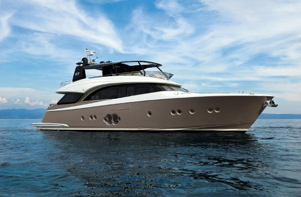 Monte Carlo Yachts MCY86