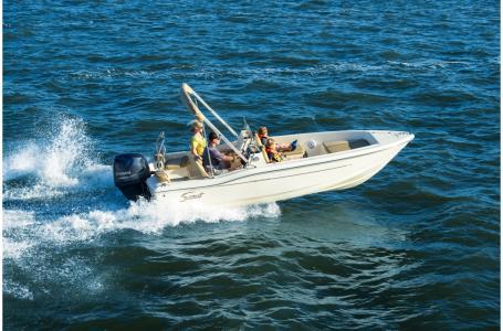 Scout Boat Company 175 Dorado